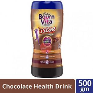 Cadbury Bournvita 5 Star Magic Inner Strength 500gm