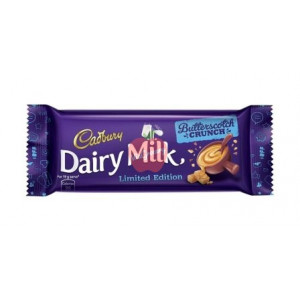 Cadbury Dairy Milk Butterscotch Crunch 38gm
