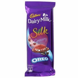 Cadbury Dairy Milk Silk Oreo 60gm