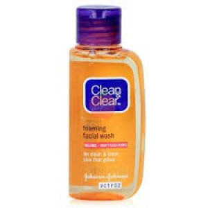 Clean & Clear Foaming Facial Wash 50ml