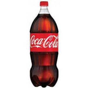 Coco Cola 2 ltr