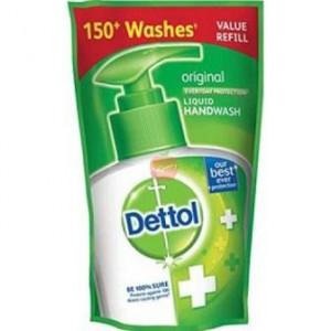Dettol Handwash Original pouch 185ml