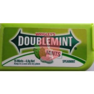 Doublemint Mints Chewing Gum 4.8gm