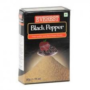 Everest Black Pepper 50gm