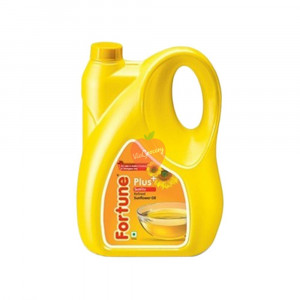 Fortune Plus Sunflower Oil 5 Litre