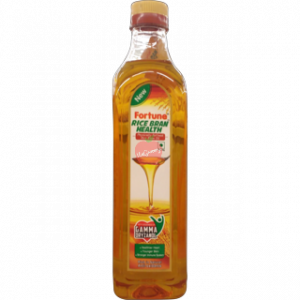 Fortune Rice Bran Oil Bottle 1ltr