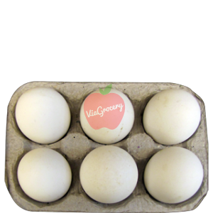 Fresh Eggs 6pc