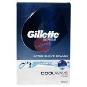 Gillete Cool Wave After Shave Lotion 50ml