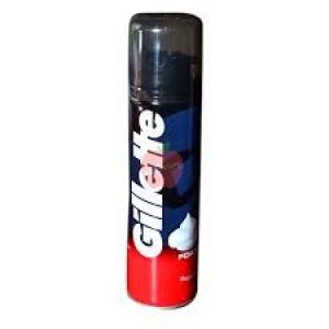 Gillette Shaving Foam Regular 195gm