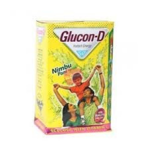 Glucon-D Nimbu Pani 125gm
