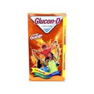 Glucon-D Orange 125gm