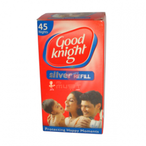 Good Knight Silver Refill 45Night