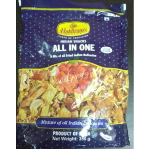 Haldiram All in One Mixture 350gm