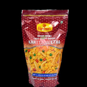 Haldiram Khatta Meetha Mixture 400gm