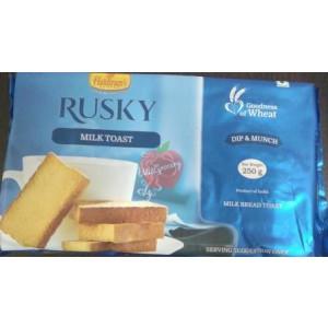 Haldiram Milk Toast Rusky 250gm