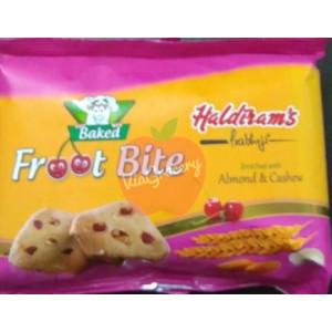 Haldiram Prabhuji Baked Froot Bite 150gm