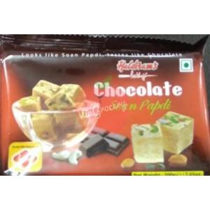 Haldiram Prabhuji Chocolate Soan Papdi 200gm