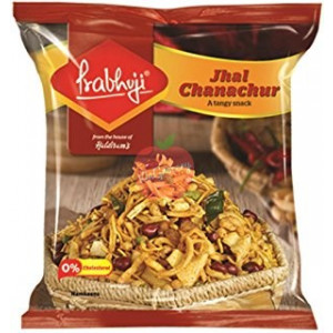 Haldiram Prabhuji Jhal Chanachur Mixture 400gm