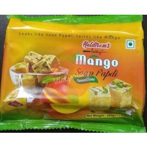 Haldiram Prabhuji Mango Soan Papdi 200gm