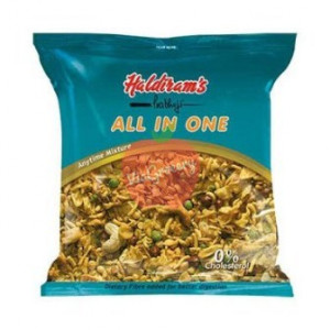 Haldirams Prabhuji All in One Mixture(Zero Cholesterol) 150gm
