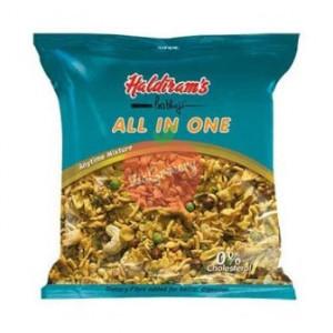 Haldirams Prabhuji All in One Mixture(Zero Cholesterol) 150gm