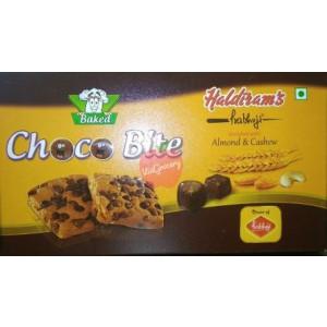 Haldirams Prabhuji Choco Bite(Almond & Cashew) 150gm