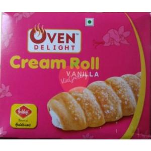 Haldirams Prabhuji Cream Roll Vanilla 400gm
