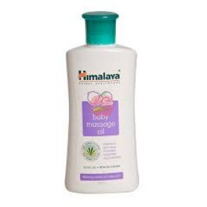 Himalaya Herbals Baby Massage Oil 200ml
