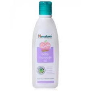 Himalaya Herbals Baby Massage Oil 50ml