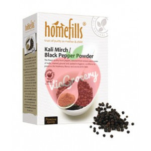 Homefills Black Pepper Powder 50gm