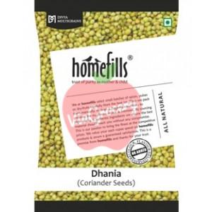Homefills Gota Dhania(Coriander Seeds) 50gm