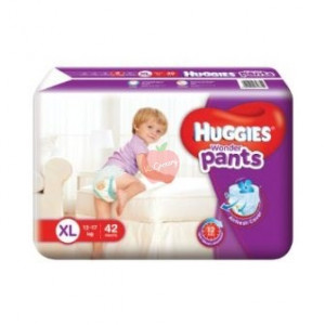Huggies Wonder Pants XL 42pc