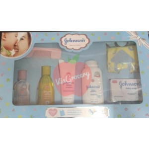 Johnsons Baby Care Collection Gift Set