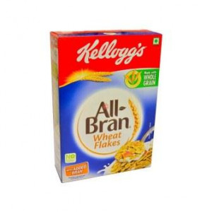 Kelloggs All-Bran Wheat Flakes Cereal(Carton) 425gm