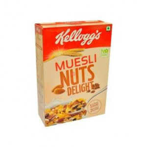 Kelloggs Nuts Delight Muesli (Carton) 500gm
