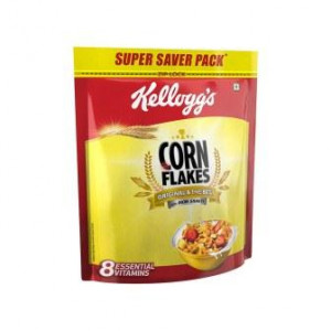 Kelloggs Original & the Best Corn Flakes(Pouch) 875gm