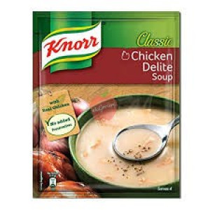 Knorr Chicken Delight Soup 44gm