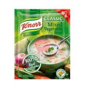 Knorr Classic Mixed Vegetable Soup 53gm