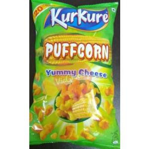 Kurkure Puffcorn Yummy Cheese 60gm