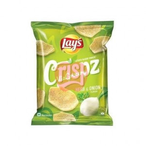 Lays Crispz Herb & Onion 28gm