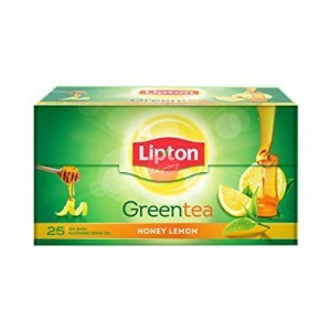 Lipton Green Tea Honey Lemon 25pc