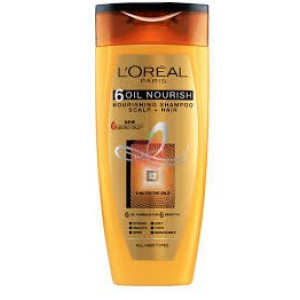 Loreal Paris 6 Oil Nourish Shampoo 175ml