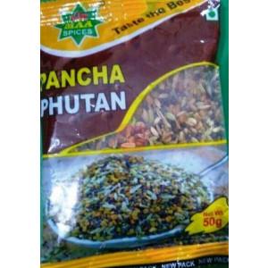 Maa Masala Pancha Phutan 50gm