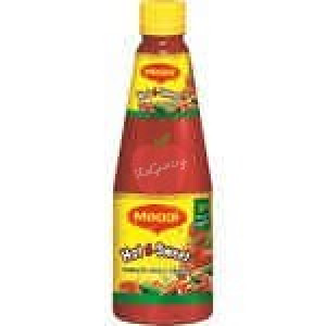 Maggi Hot & Sweet Sauce 500gm(Free 70gm Maggi Noodle)