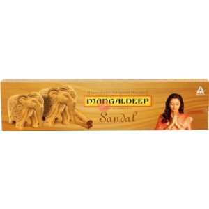 MangalDeep Sandal Agarbatti 15 sticks