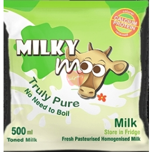 Milky Moo Fresh Milk 500ml