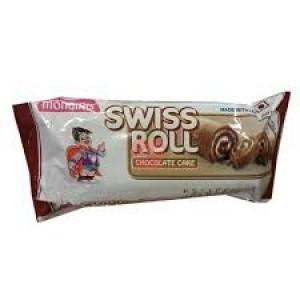 Monginis Swiss Roll Chocolate Cake 40gm