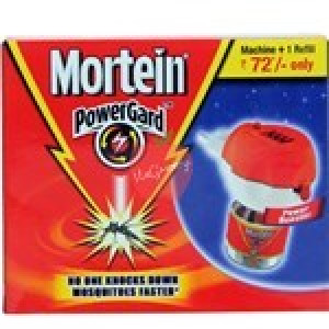 Mortein Powergard 1 Machine & Refill 45Night