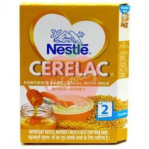 Nestle Cerelac Wheat Honey Stage 2 300gm