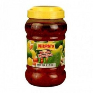 Nilons Khana Khazana Mixed Pickle 1kg
